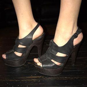 EUC Charlotte Russe high heels size 7